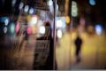 Картинка ночь, улица, газеты