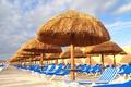 Картинка песок, море, пляж, лето, природа
