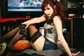 Картинка Girl, Asian, Game