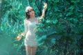 Картинка лето, девушка, азиатка