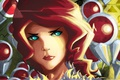 Картинка Red, sci-fi, Transistor, Supergiant Games