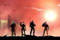 Картинка Halo 5: Guardians, guardians, spartan, Edward Buck, Halo, Nathan Fillion, Locke
