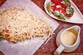 Картинка сыр, молоко, клубника, хлеб, bread, milk, cheese