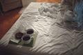Картинка кофе, фотограф, постель, photography, photographer, KikiBoy