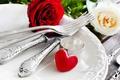 Картинка цветы, роза, розы, сердца, красная роза