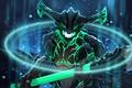 Картинка страж, Dota 2, Outworld Devourer, harbinger, obsidian destroyer