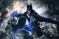 Картинка Hero, Batman, Helicopter, Bruce Wayne, Video Game, Warner Bros. Games Montreal, Batman: Arkham Origins