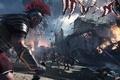 Картинка Crytek, Battle, Microsoft Game Studios, Video Game, Ryse: Son of Rome, Marcus Titus