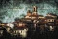 Картинка дома, фон, город