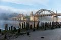 Картинка Oregon, Florence, Siuslaw River Bridge
