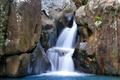 Картинка камни, скалы, водопад, поток