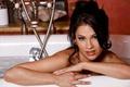 Картинка девушка, ванная, Vanessa Veracruz