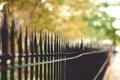 Картинка ограда, забор, боке