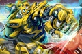 Картинка League of Legends, Bumblebee, skin, Blitzcrank, Great Steam Golem
