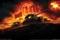Картинка оружие, война, танки, game wallpapers, World of Tanks, Wargaming.net, эбмлема