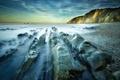 Картинка море, небо, камни, скалы