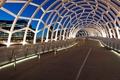 Картинка интерьер, Австралия, тоннель, Мельбурн, Webb Bridge