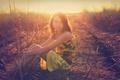 Картинка свет, настроение, девочка