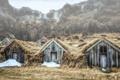 Картинка Iceland, Village, Abandoned