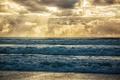 Картинка море, волны, небо