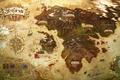 Картинка надписи, мир, карта, материк, Final Fantasy XIV