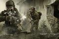 Картинка gun, soldier, weapon, war, charger, man, rifle