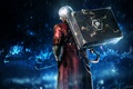 Картинка background, DMC 4, Capcom, Nero, Devil May Cry 4, Pandora, video game