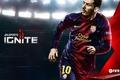 Картинка FIFA 14, MESSI, IGNITE, SPORTS, FOOTBALL STAR