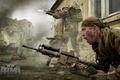 Картинка battlefield, gun, blood, game, soldier, military, weapon