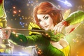 Картинка Art, Valve, Online, Game, Dota 2, Windrunner