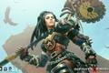 Картинка Wonder Woman, DC comics, Warner Games, infinite crisis