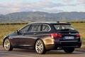 Картинка дорога, машина, небо, BMW, xDrive, Touring, Modern Line