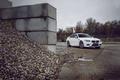 Картинка галька, BMW, БМВ, white, диски, вид сбоку, f10