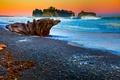 Картинка остров, скалы, небо, море
