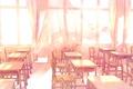 Картинка девушки, поцелуй, Anime, длинные волосы, long hair, girls, art