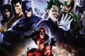 Картинка Wonder Woman, Batman, Joker, Superman, Lex Luthor, Catwoman, DC Universe Online