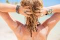Картинка beach, sand, rings, jewelry