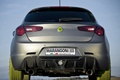 Картинка машина, зад, Alfa Romeo, Giulietta, выхлопы, Marangoni, iMove