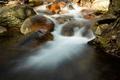 Картинка река, камни, поток