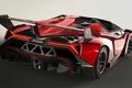 Картинка Зад, Supercar, Родстер, Венено, Суперкар, Ламборджини, Lamborghini