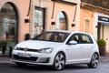 Картинка car, Volkswagen, white, Golf, GTI, new, 5-door