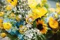 Картинка цветы, букет, кольца