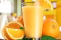 Картинка апельсины, мята, дольки, апельсиновый сок