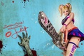 Картинка девушка, рука, зомби, Lollipop Chainsaw