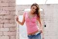 Картинка Redhead, Jeans, Meggan Mallone, Digital Desire, Wall