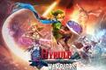 Картинка Nintendo, Link, Wii U, Zelda, Omega Force, Tecmo Koei, Team Ninja
