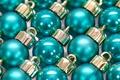 Картинка шарики, отражение, праздник, шары, блеск, новый год, бирюзовый