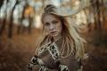 Картинка осень, волосы, Jesse Herzog, Annika