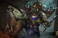 Картинка бог, Heroes of Newerth, Electrician, Osiris Electrician, Osiris