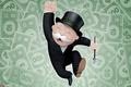 Картинка Монополия, Игра, Бакс, Деньги, Monopoly, Фон